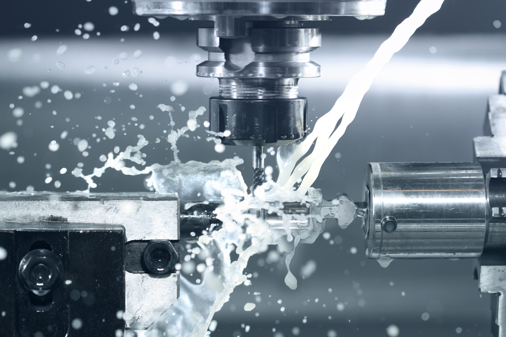CNC Machining in London